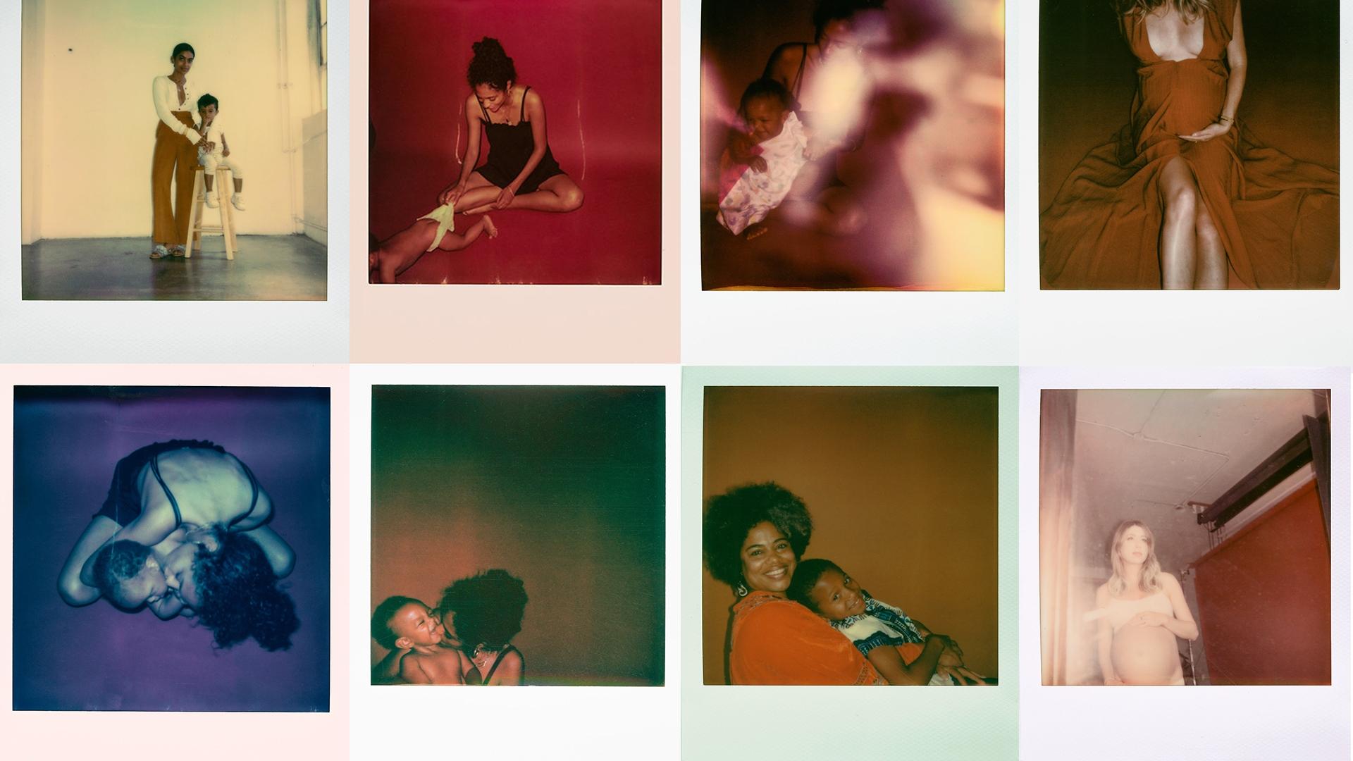 Polaroid Originals: To Be a Mom