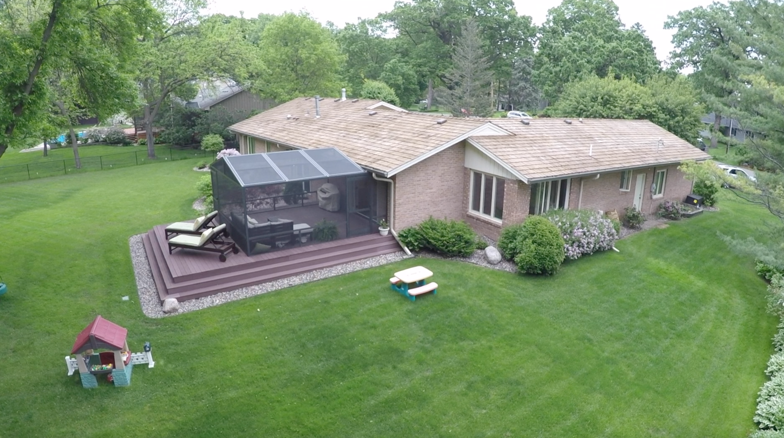 Real Estate - Aerial drone video with MLS (non-branded) & branded 1 to 3 minute videos.$275 flat fee (includes all on-site filming & editing)