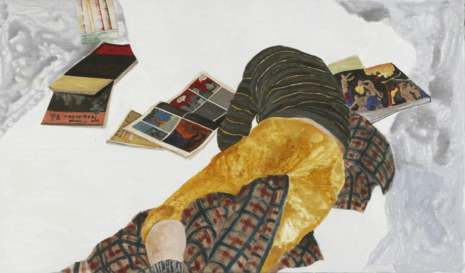 Mamma Andersson   Who is Sleeping on my Pillow  , 2010