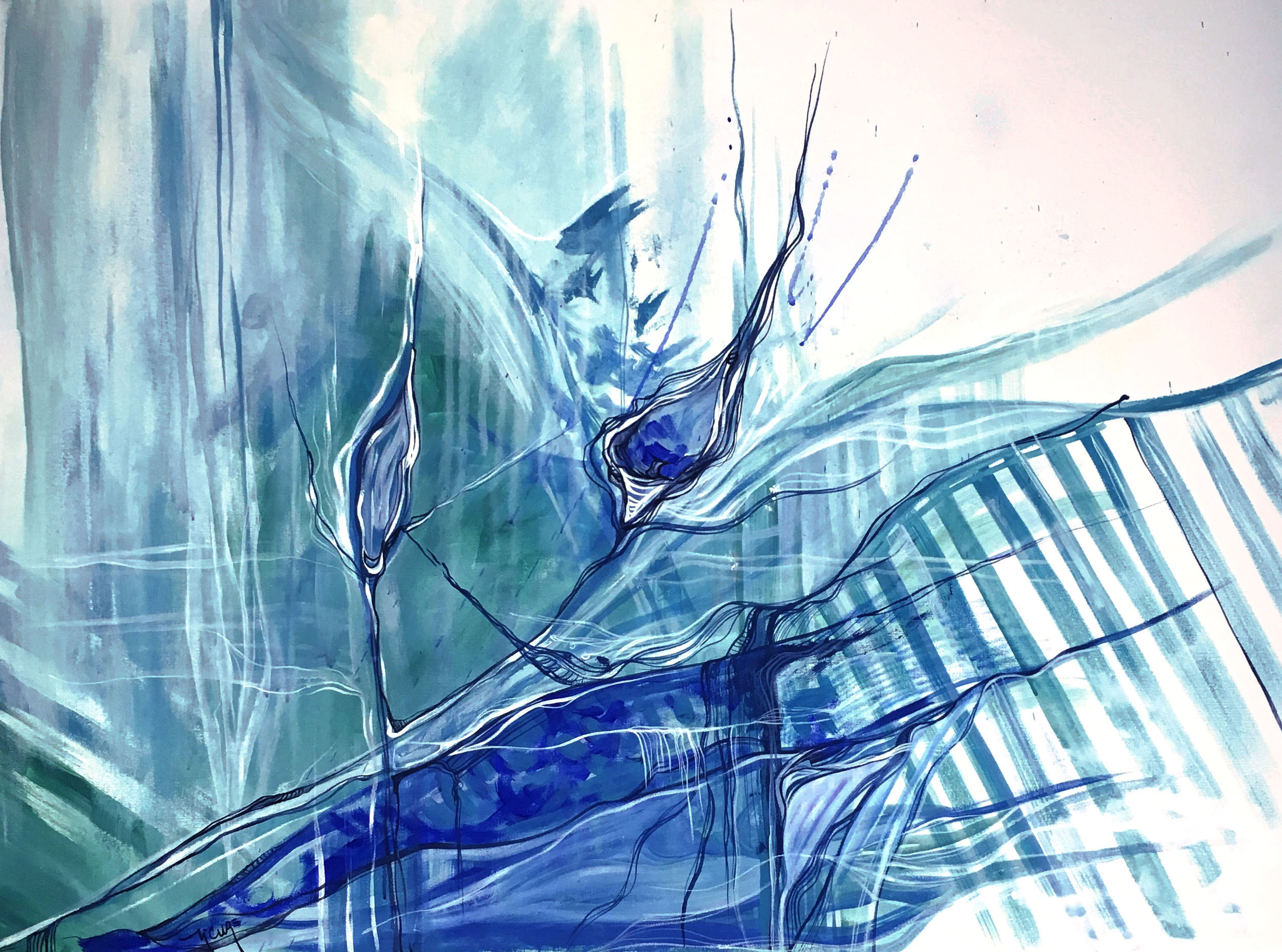 Bleu Bloom