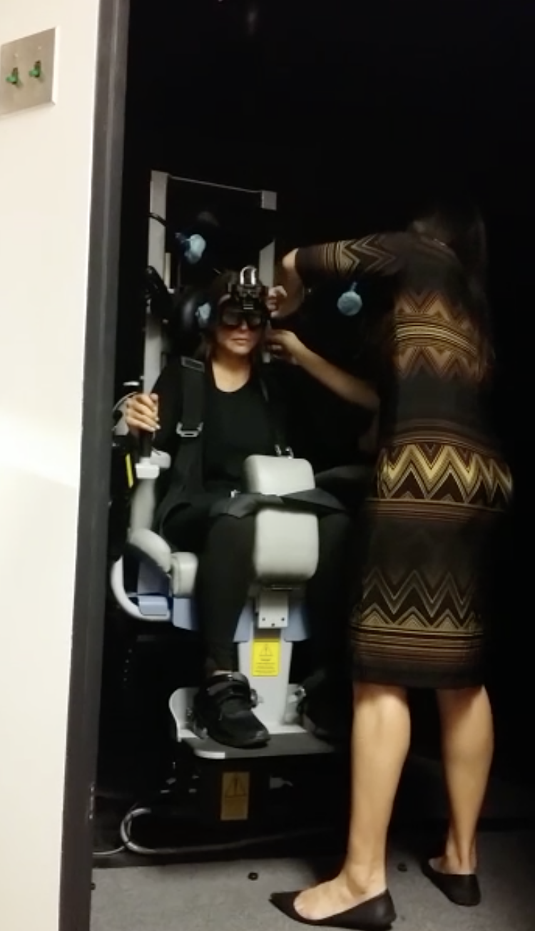 Rotary Chair - Vestibular Function Tests at UM