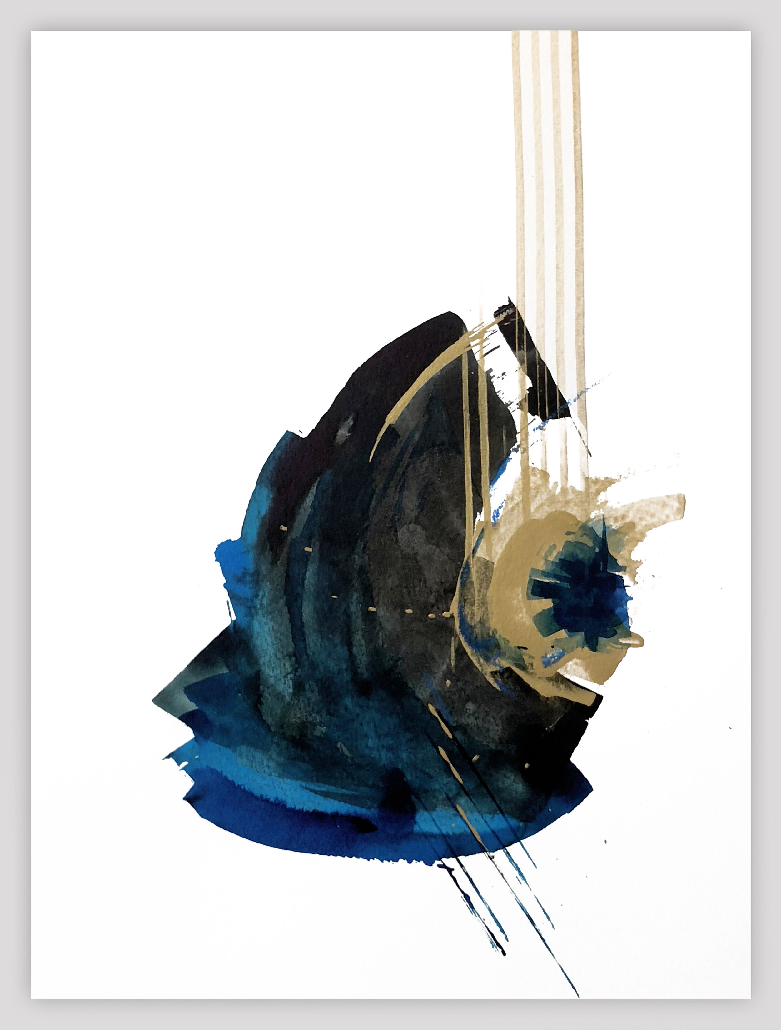 Blue Noise. 2018.   (Hyperacusis)