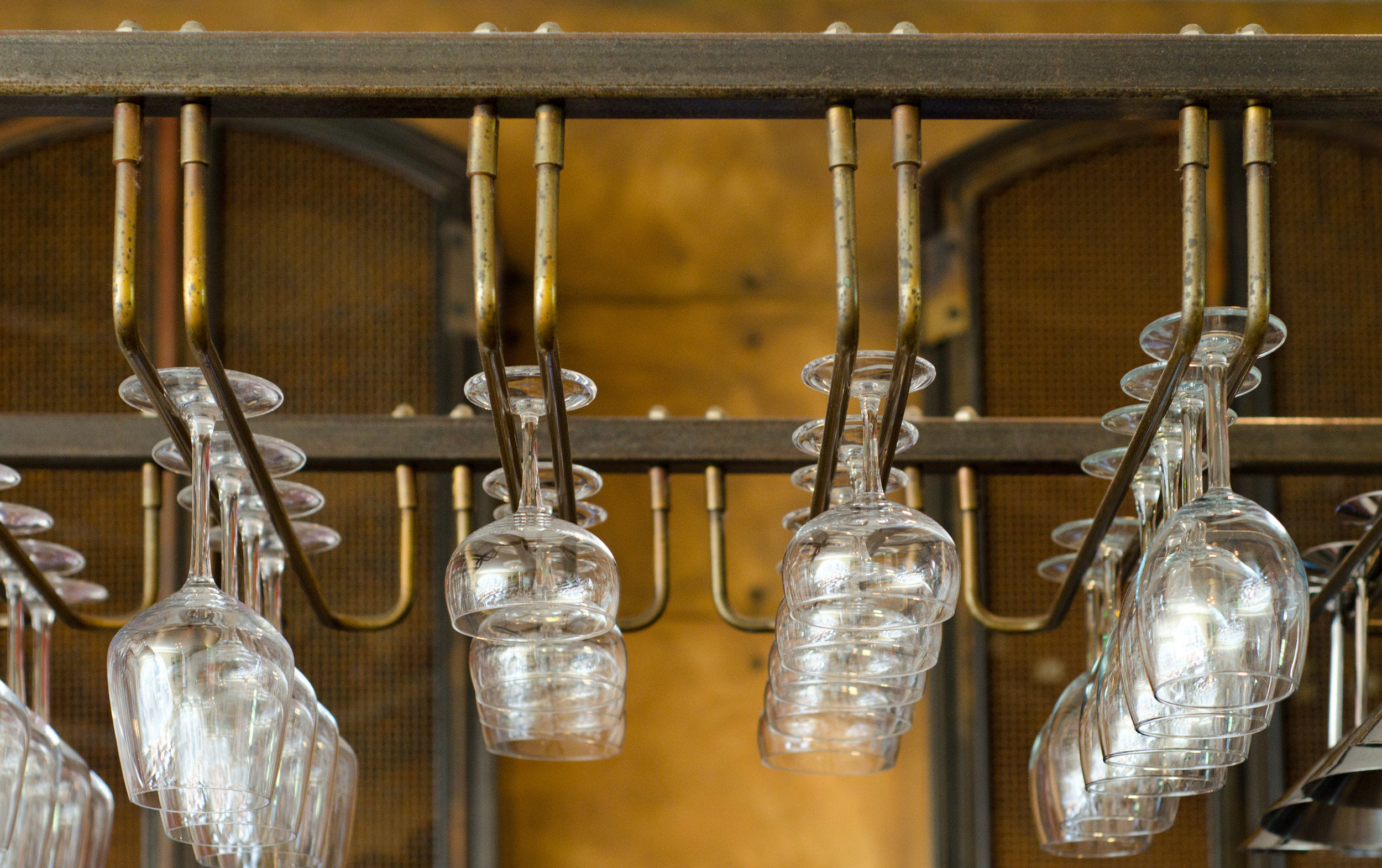 AVAM Wine Glass Racks