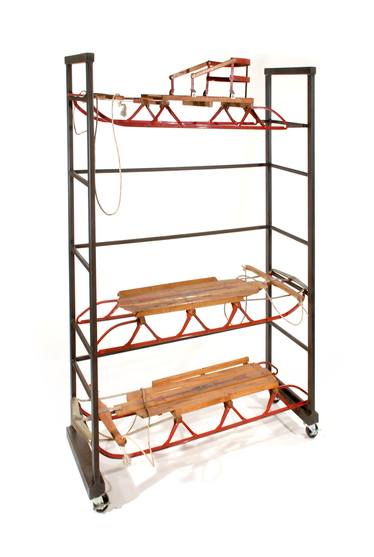 Flexible Flyer Shelf