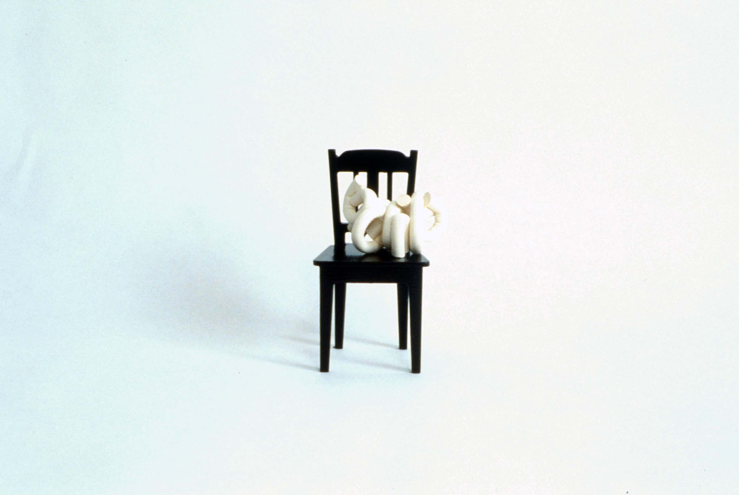 Agent on Chair (1999)   Delaware Center for the Contemporary Arts Catalogue (PDF)