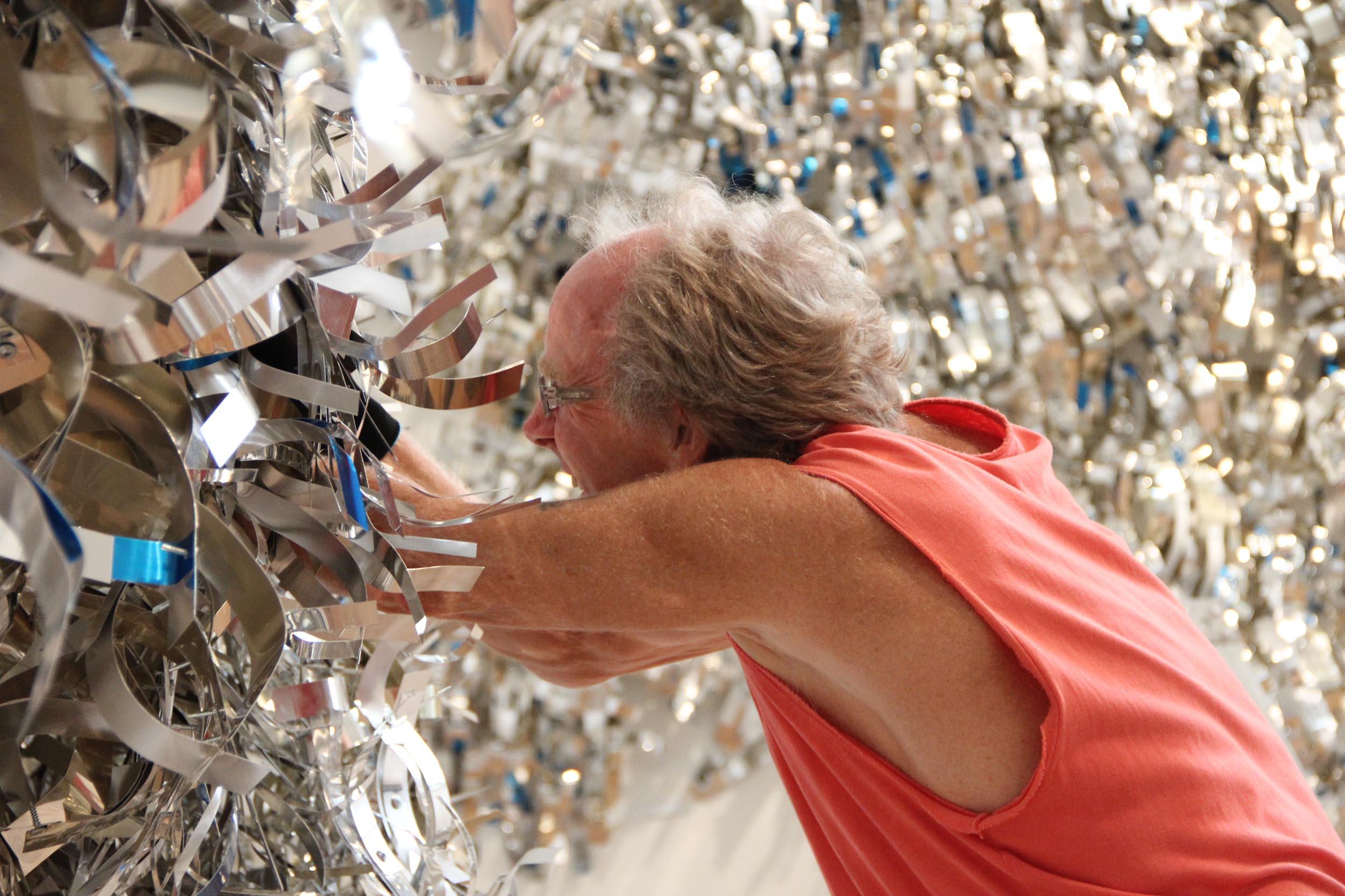 Installation assistant, Phil Docken