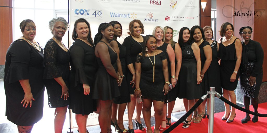 Dress for Success Hampton Roads: Little Black Dress & Wine Social 2018 Event - View the Full Album Here on the DFSHR Facebook Page!