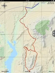 Motion-X GPS Track