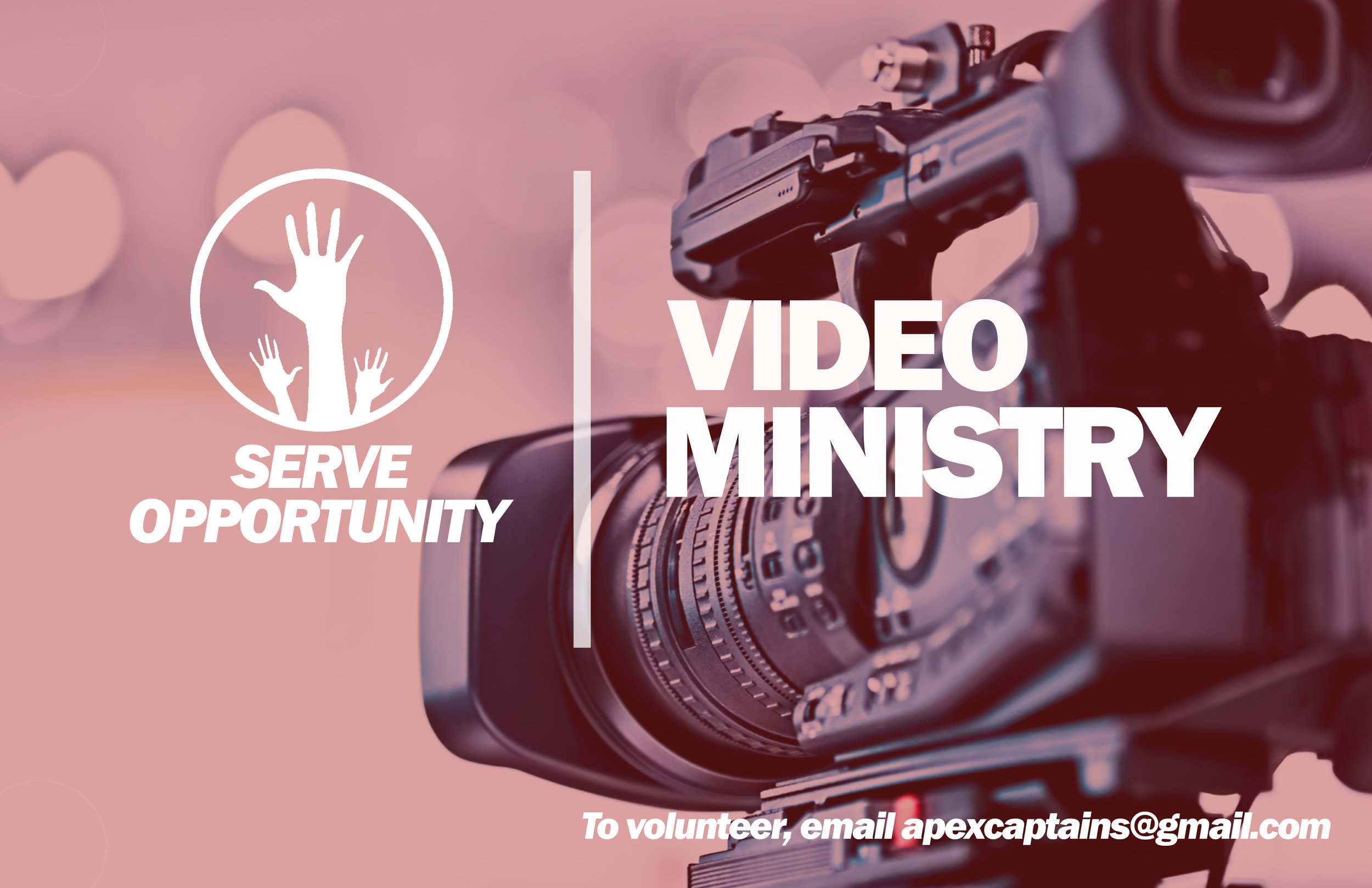 Video Ministry -