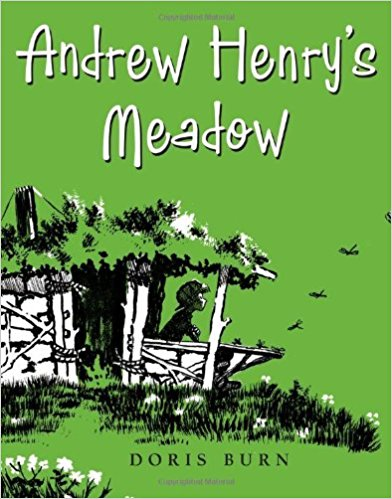 Andrew Henry's Meadow - An imaginative young builder leaves home and builds his own house in the woods. As other children join him, he builds unique houses suiting the needs of each child: a treehouse for the bird lover, an underground home for the rodent owning boy, and others. No, your child won't run away after they read this, and yes, they will ask you to read it again. And again. And again.