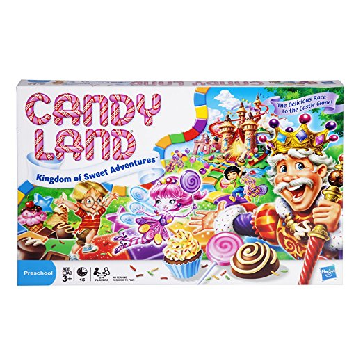 Oh Candy Land -