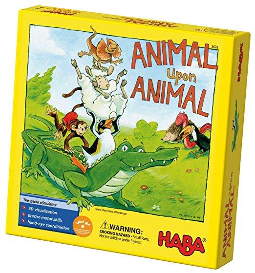 Animal Upon Animal -