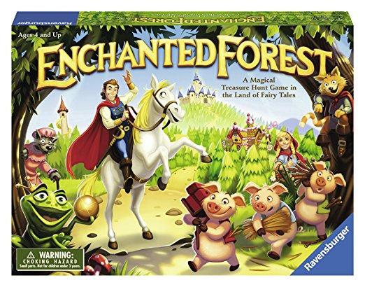 Enchanted Forest -