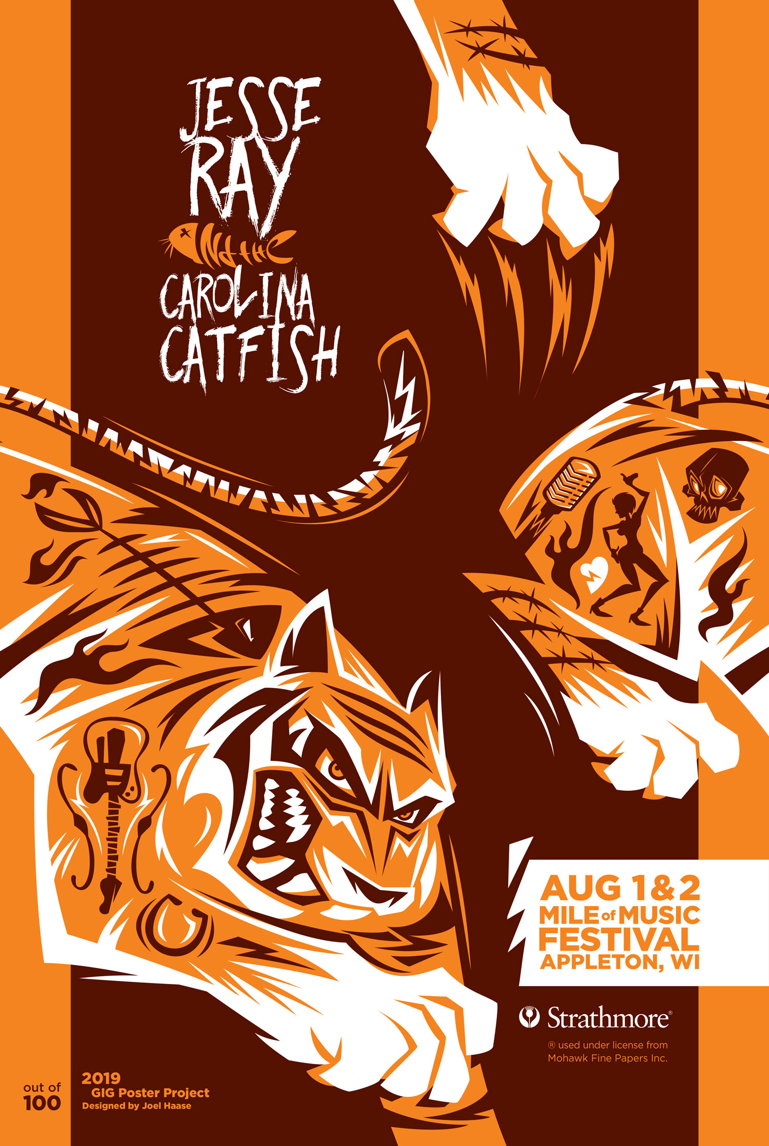 Jesse Ray & the Carolina Catfish