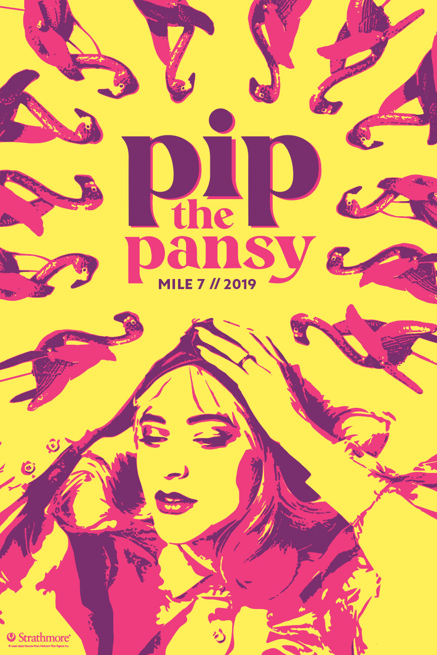 Pip the Pansy