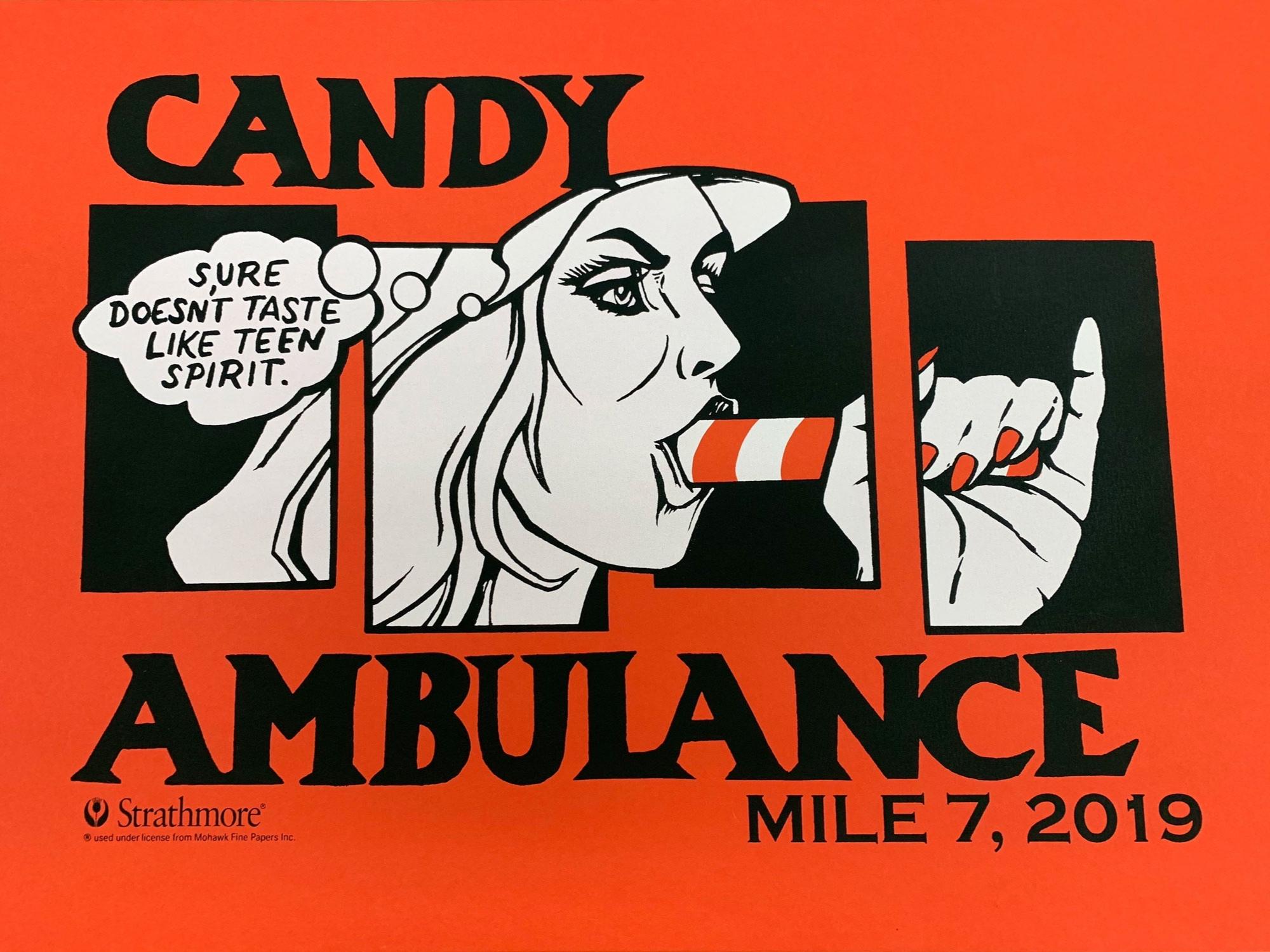 Candy Ambulance