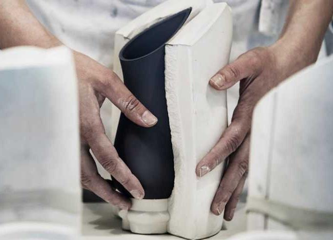 Ceramic Jug Handmade in Denmark by Ditte Fischer.jpg