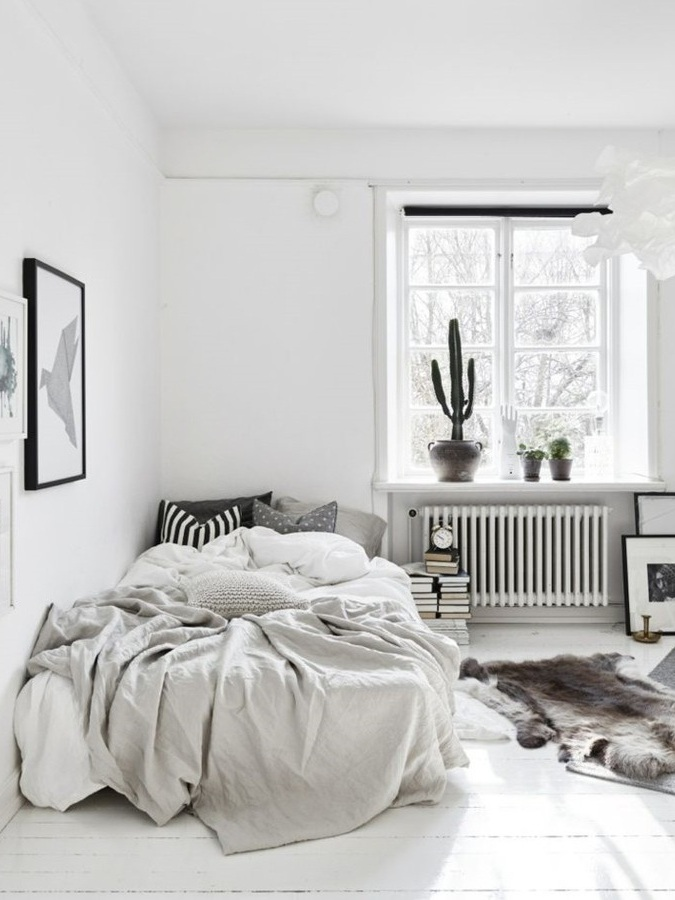 White bedroom perfection