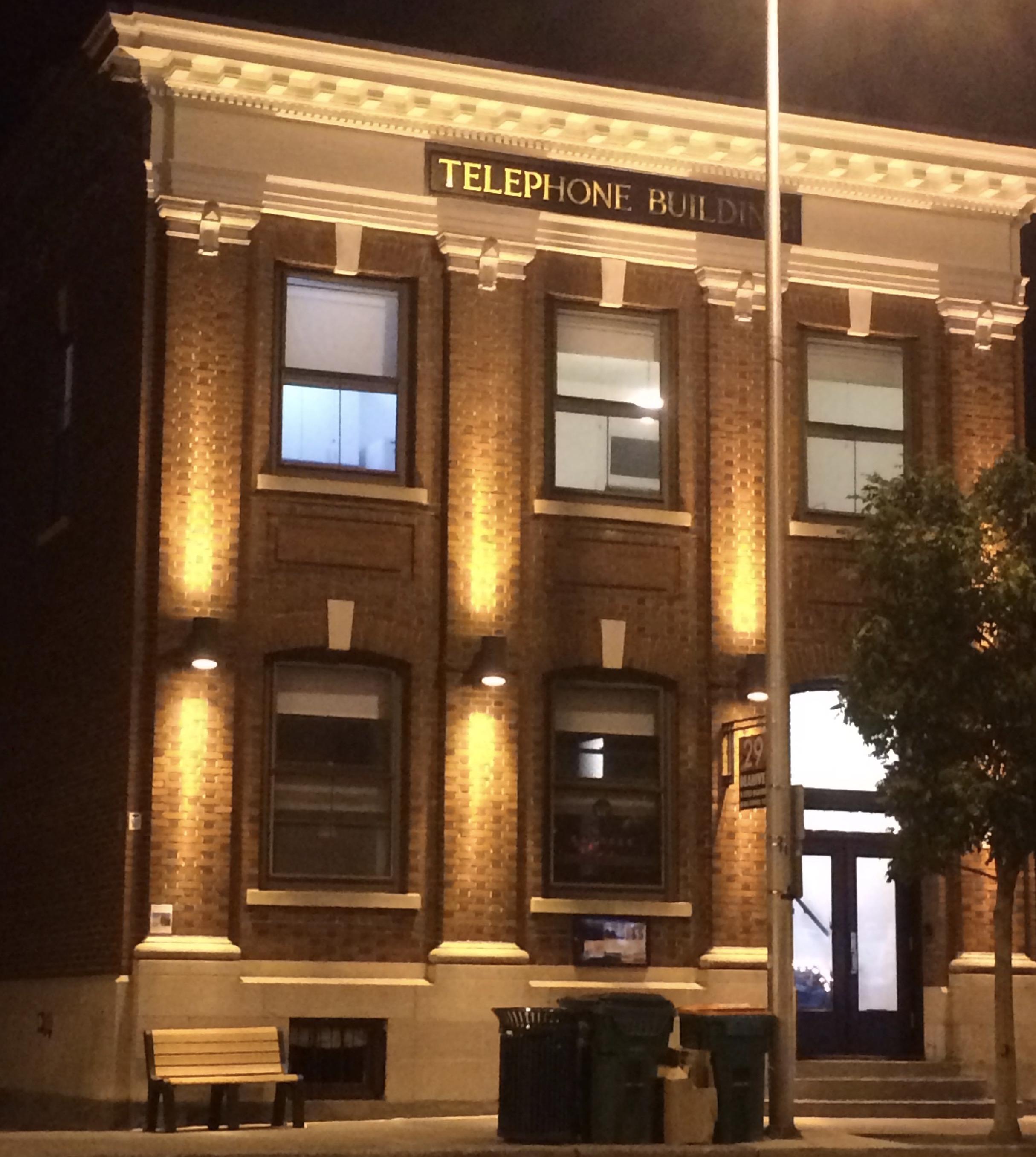 telephone building at night.jpg