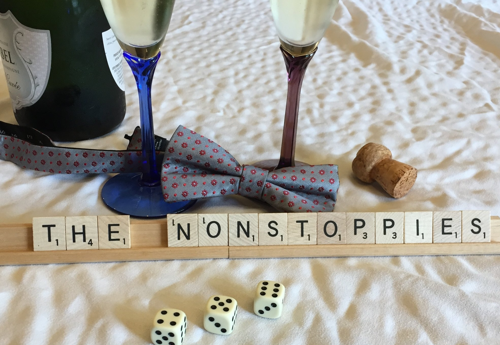 Get out your fanciest clip-on bow tie; it's time for the 1st Annual Nonstoppy Awards!