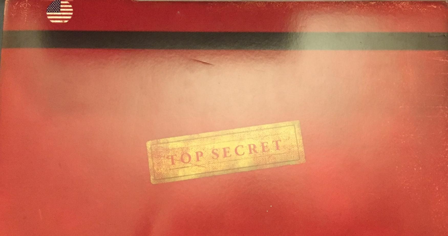 Top secret? Can't we just open it now? Just a peek?