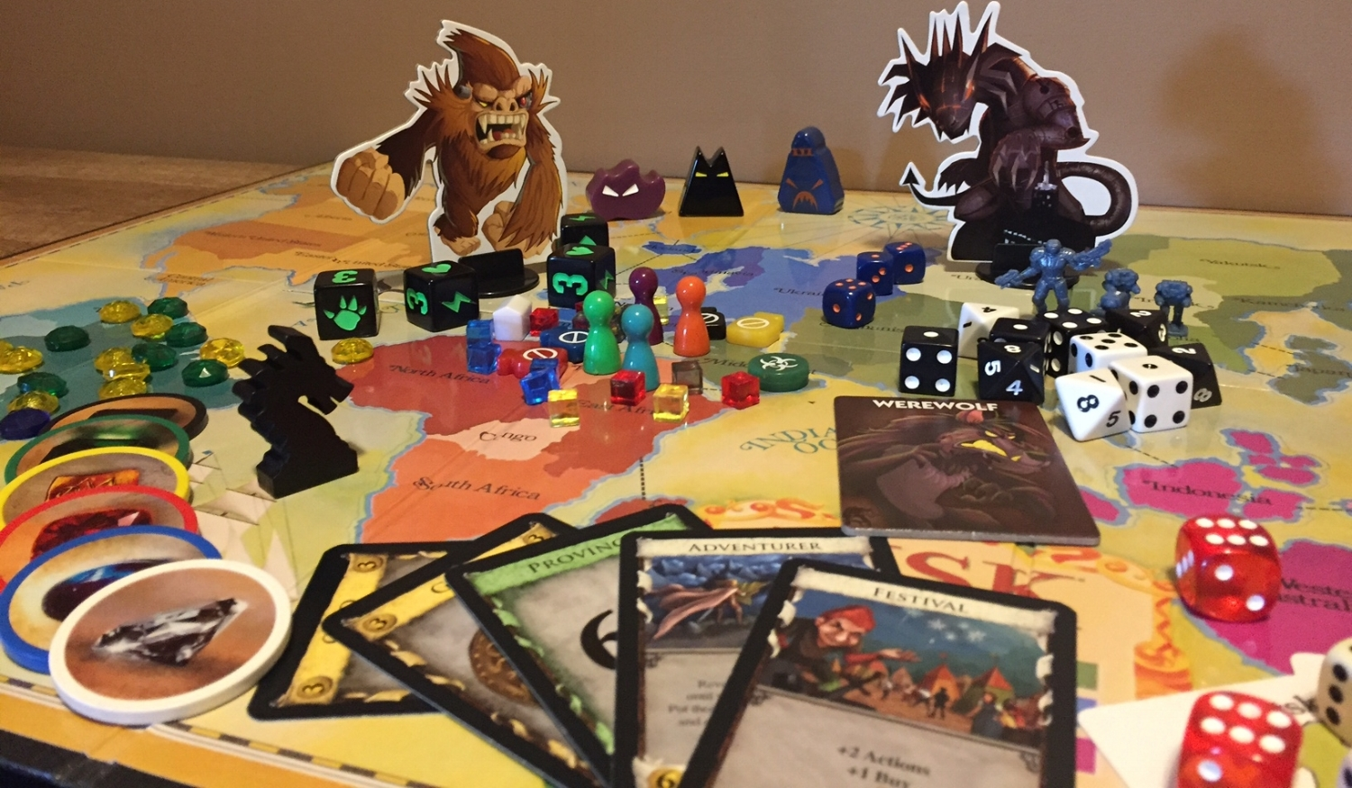 These are the definitive Ten Types of Board Games Everyone Should Know. Get ready to argue over why we're wrong!