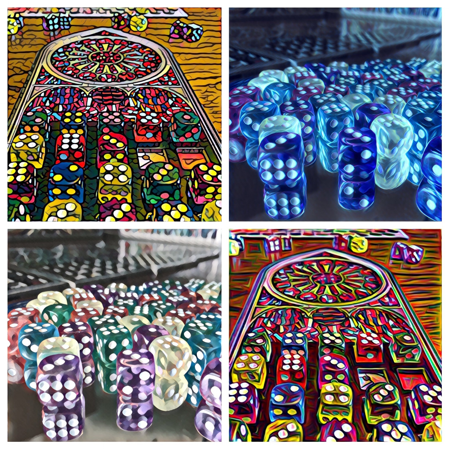 Why is Sagrada so beautiful? It's quite puzzling.