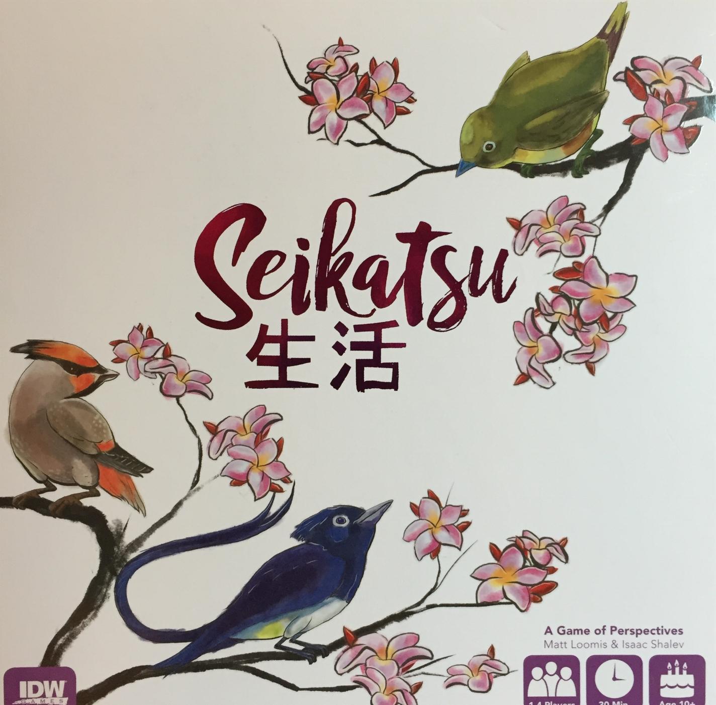 Birds, flowers and deep strategic gameplay.