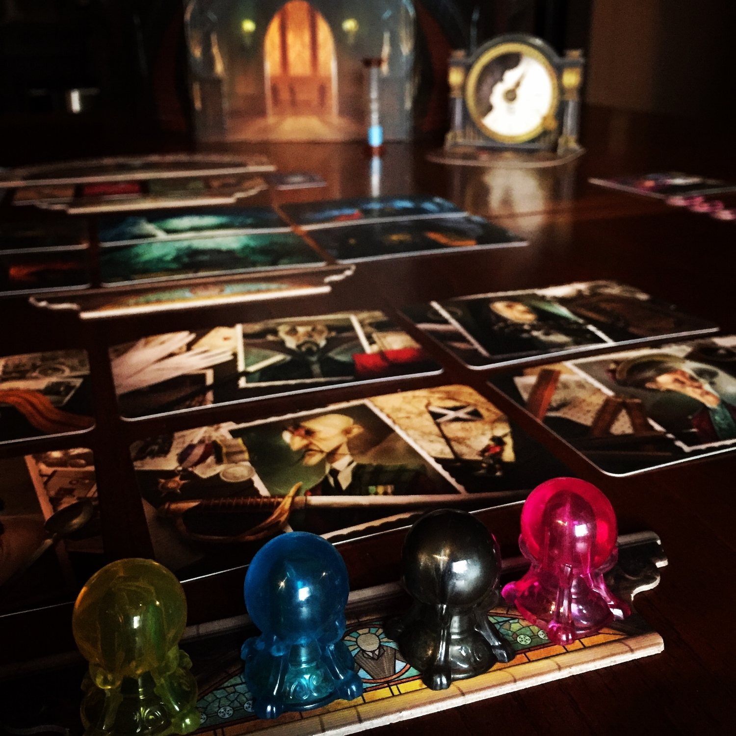 Would  Mysterium really work as anything other than a spooky murder mystery?