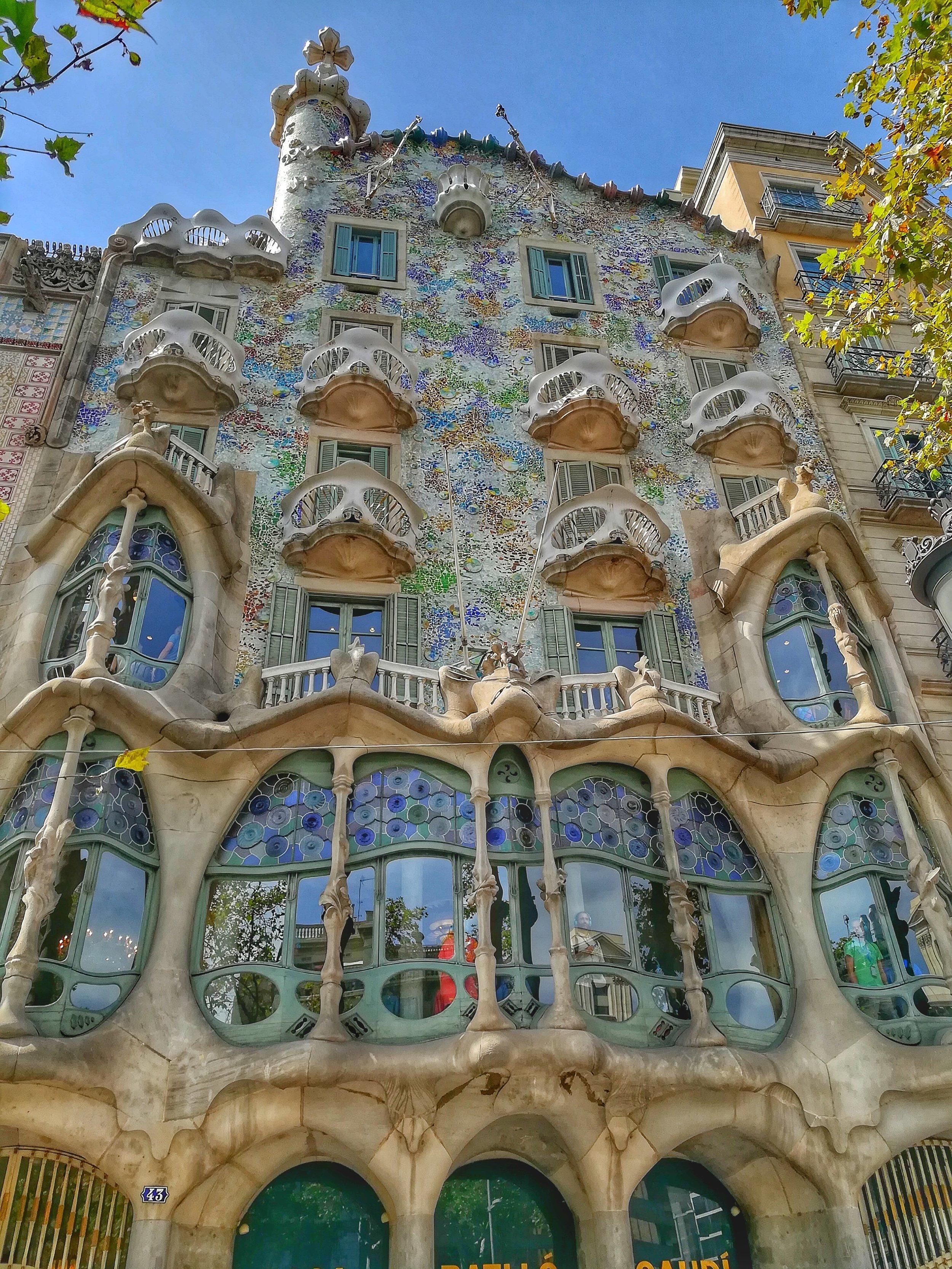 Spain breeds them odd lol. Gaudis work