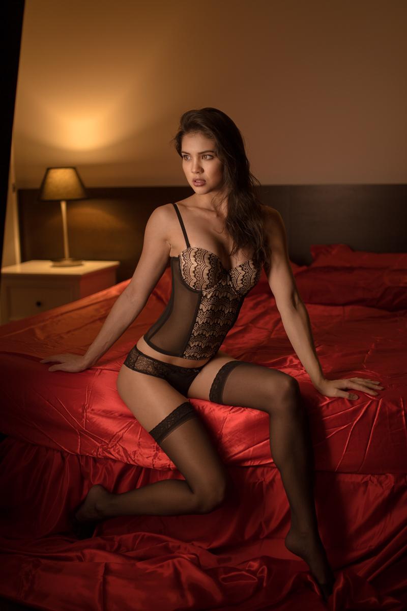 Boudoir/lingerie — Josephine Adeline