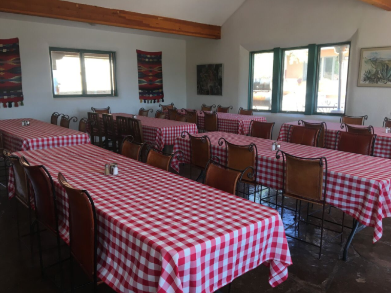 Dining Hall at MCSW — Mindcamp Southwest