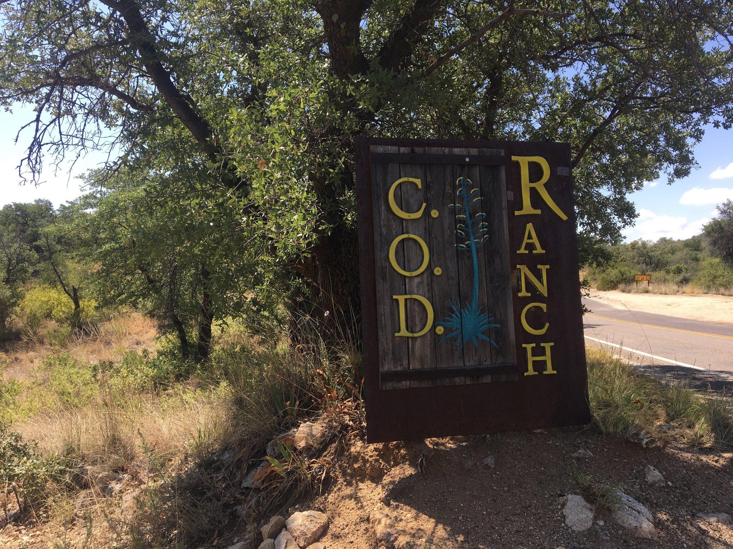 The Historic C.O.D. Ranch will be the host site of MCSW 2018 — Mindcamp Southwest