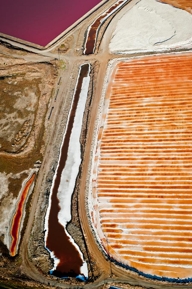 SALT POND NO. I Photograph on Paper     $575.00