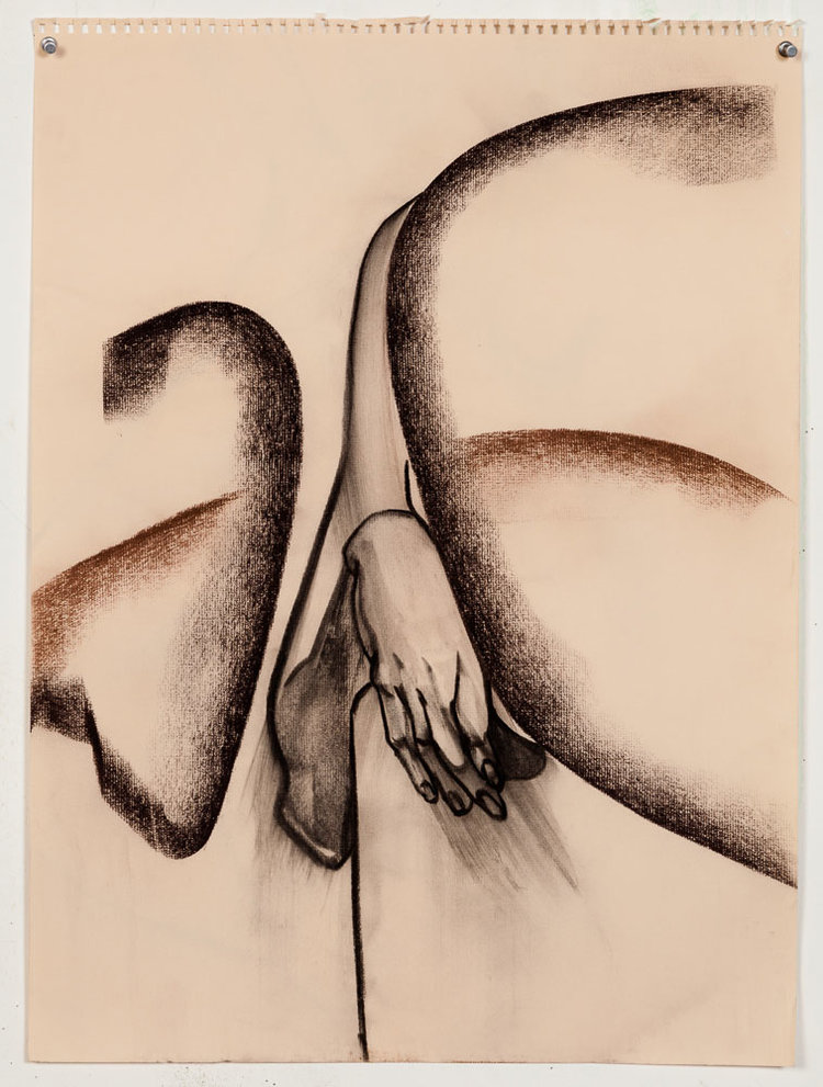 SqueezedHand-Charcoal-on-Paper-18x24-2015.jpg