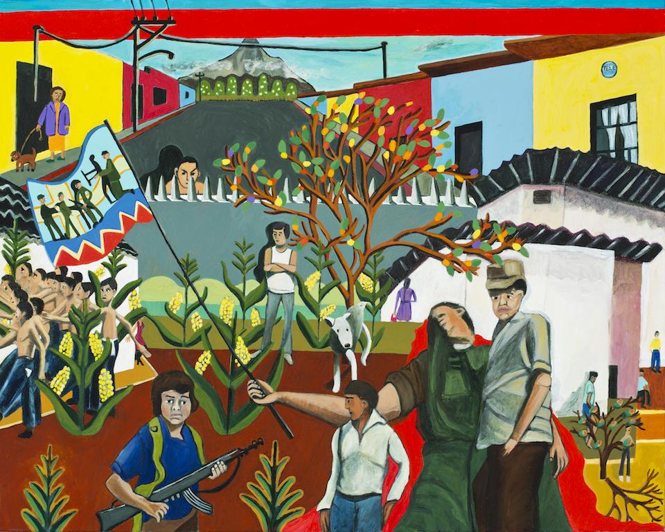 The_Great_Migration-El_Salvador_to_Santa_Cruz-Boys_Marching.jpg