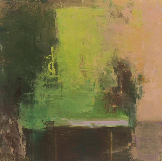 """LANCELOT  Oil painting  by Elena Zolotnitsky  Size: 15 x 16""""   $3,000.00"""