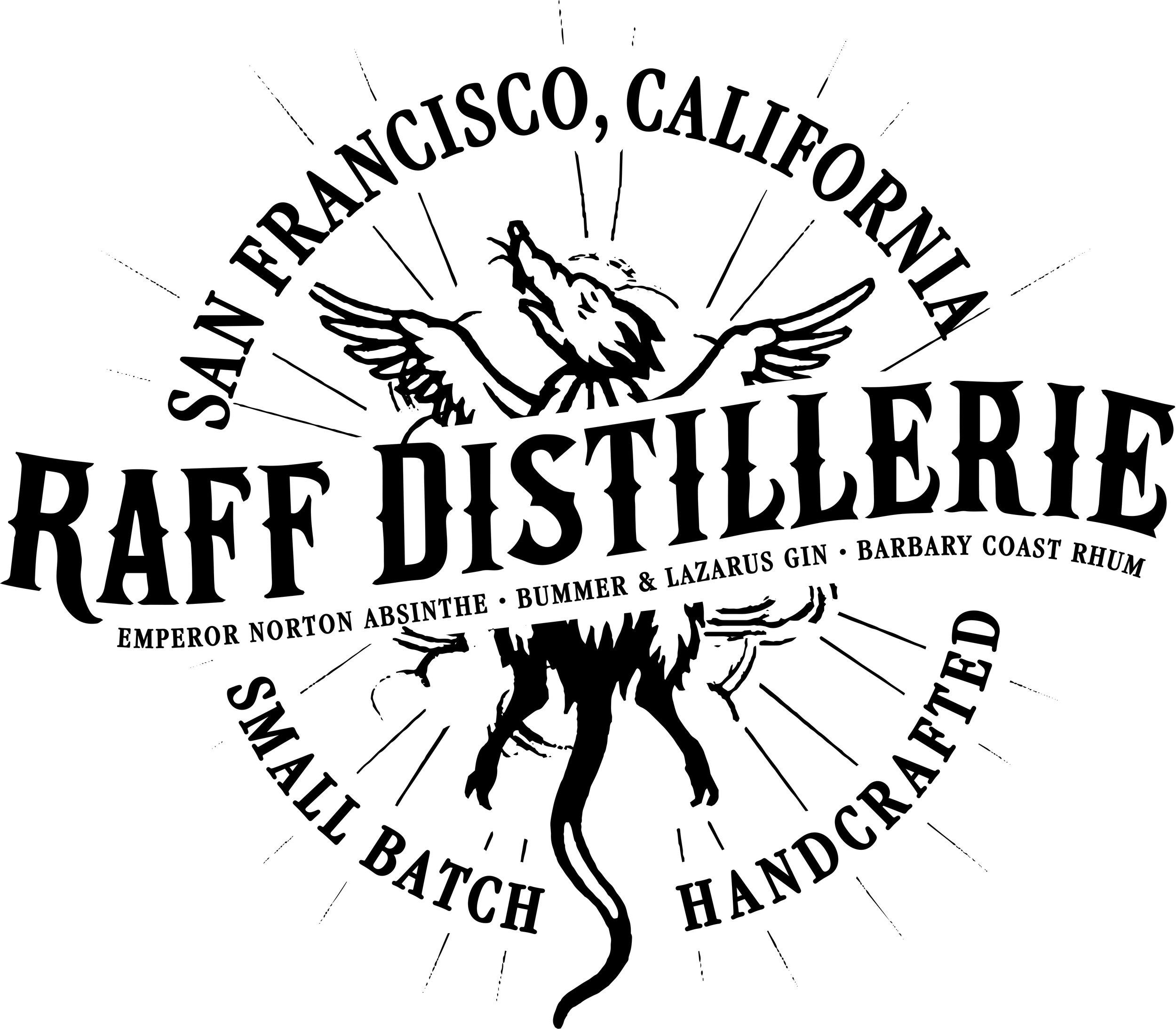 Raff Distillerie Logo