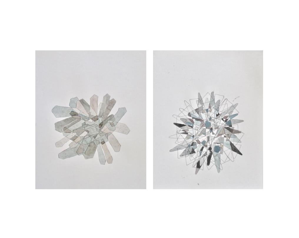 Quartz   and   Minerals   by Tanya Noske, 2019