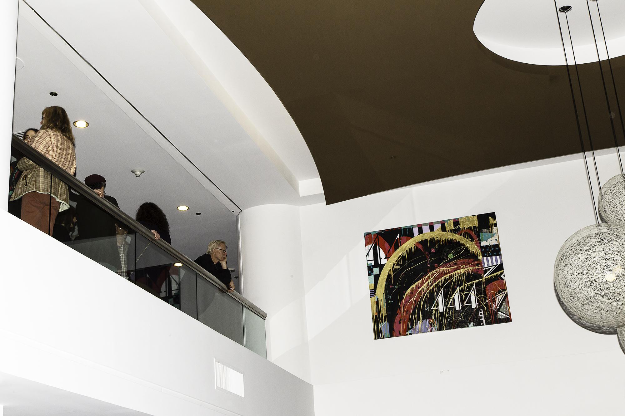 Susan Richardson's   New Gatsby   at   Abstract Diversity   at Parc 55