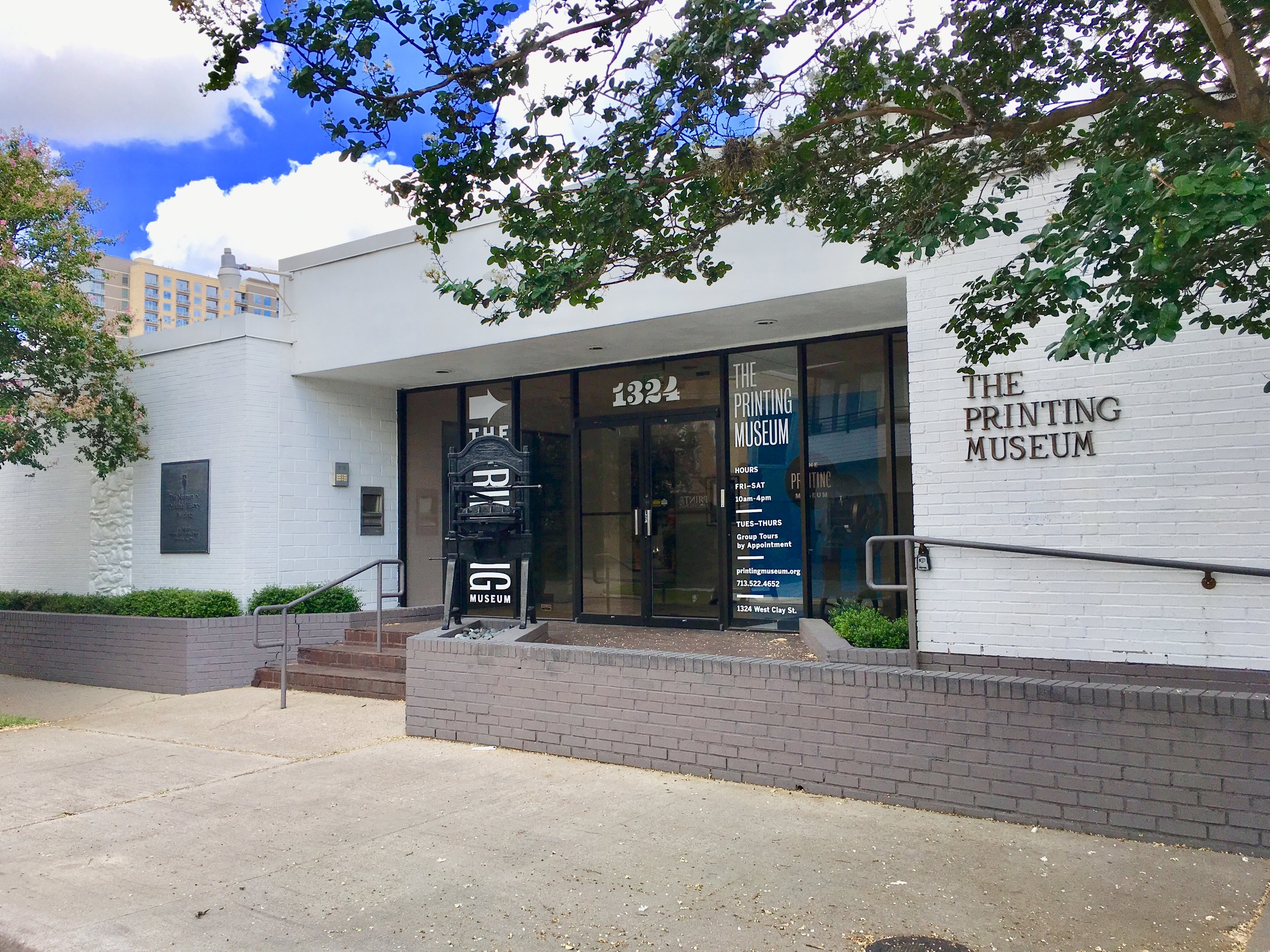 The Printing Museum  , Houston