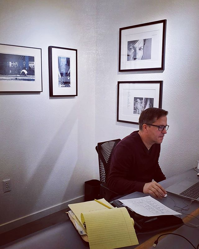 Shots from our new office at Minnesota Street Project, with works by Ray Beldner @raybeldner, Beth Waldman @waldmanarts (our officemate!), and Mica England @hierophantmica on our walls! ⁠ Peep our Director hard at work. 🤔 (Actually he was ordering food.) 🔸️⁣⠀⁠ 🔸️⁣⠀⁠ 🔸️⁣⠀⁠ 🔸️⁣⠀⁠ 🔸️⁣⠀⁠ 🔸️⁣⠀⁠ #startupartfair #visualarts #artblogger #contemporaryarts #fineart #finearts #curated #industryleaders #artbusiness #contemporaryartcurator #industryleader #sfart #sfartist #curator #curators #officespace #raybeldner #minnesotastreetproject #dogpatch #designyourspace #designyourlife #designinspo #artinspo #workspace #sanfrancisco #officelife #startup ⁠#startuplife #workspaces #artistlife