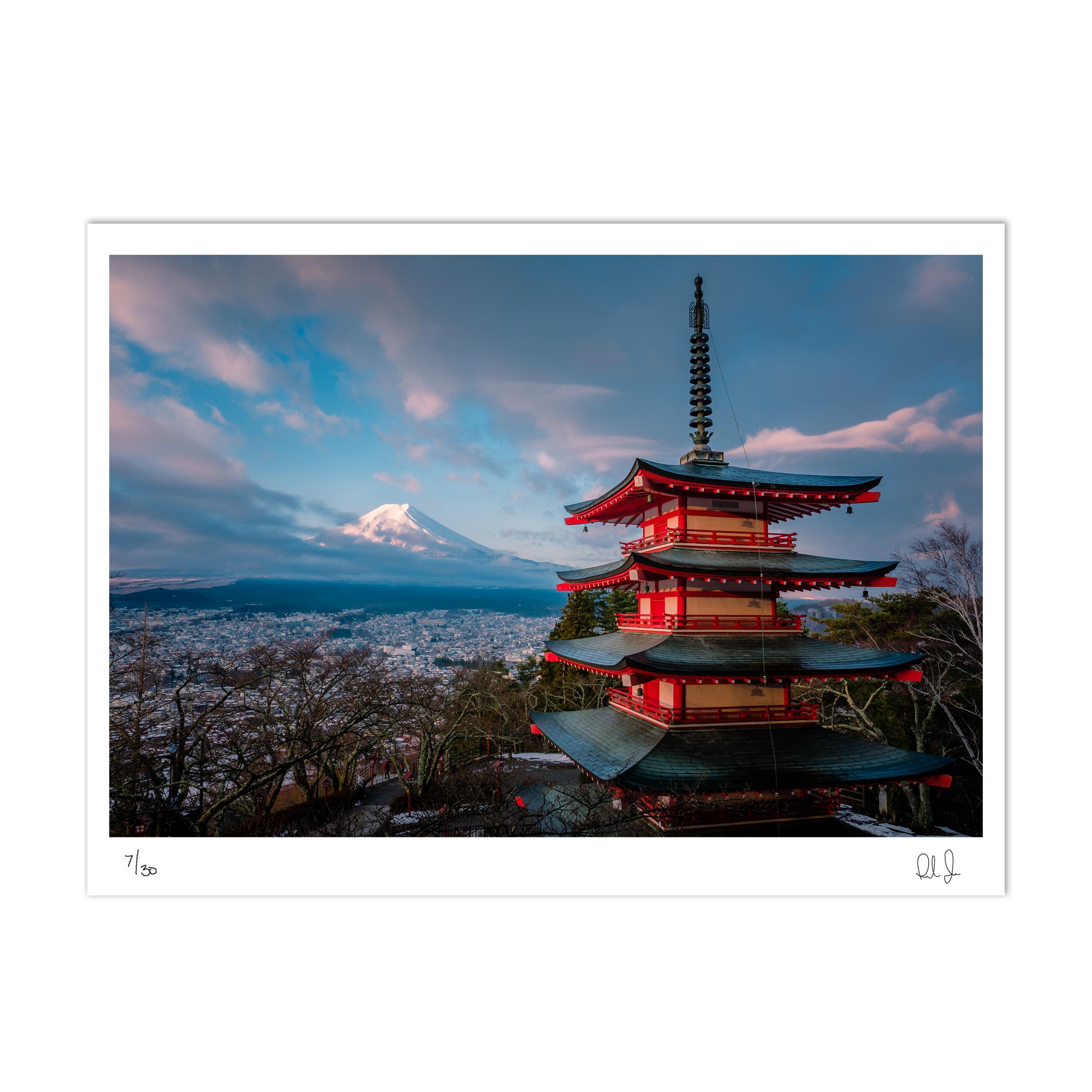 Far East Harmony - MockUp Print