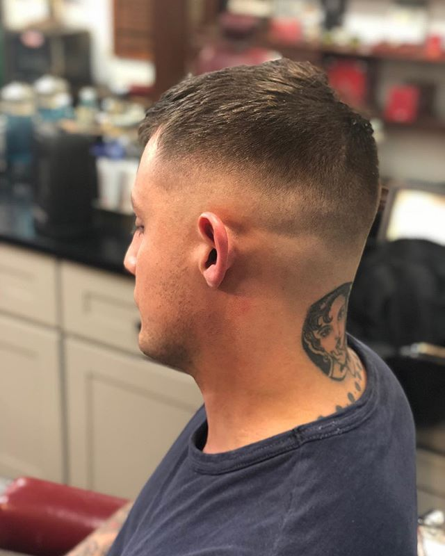 Keep them coming! Consistency is key in cutting hair. Classic mid-fade. Get yours today at ———————————————— Batsonbarbershop.com  Limited spots available, booking in advance is highly recommended. Walk-ins welcome ————————————————— #barbershop #barber #hairstyles #haircut #haircolor #hair #lifestyle  @thebarberpost @barbershopconnect @barbersshops @officialbarberclub @wahlpro @wahl_official @ @batsonhair