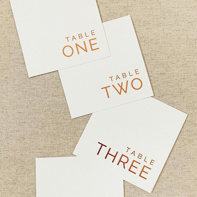 Love me a simple and minimal table number ⠀⠀⠀⠀⠀⠀⠀⠀⠀ --- . . . . #weddinginvitations #wedding #ocwedding #engaged #weddinginvites #weddingstationery #makersgonnamake #socalwedding #brides #californiawedding #dailydoseofpaper #invitations #socalbride  #engaged #weddingideas #bohowedding #bohobride #bohostyle #weddingdetails #orangecountywedding #socalweddings #socalwedding #modernwedding #minimalwedding #tablenumbers