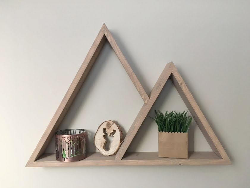 Mountain Shelf $45 - Dimensions - 28