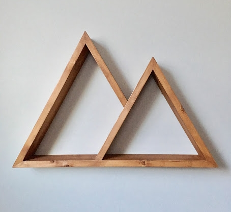 Mini Mountain $35 - Dimensions - 23