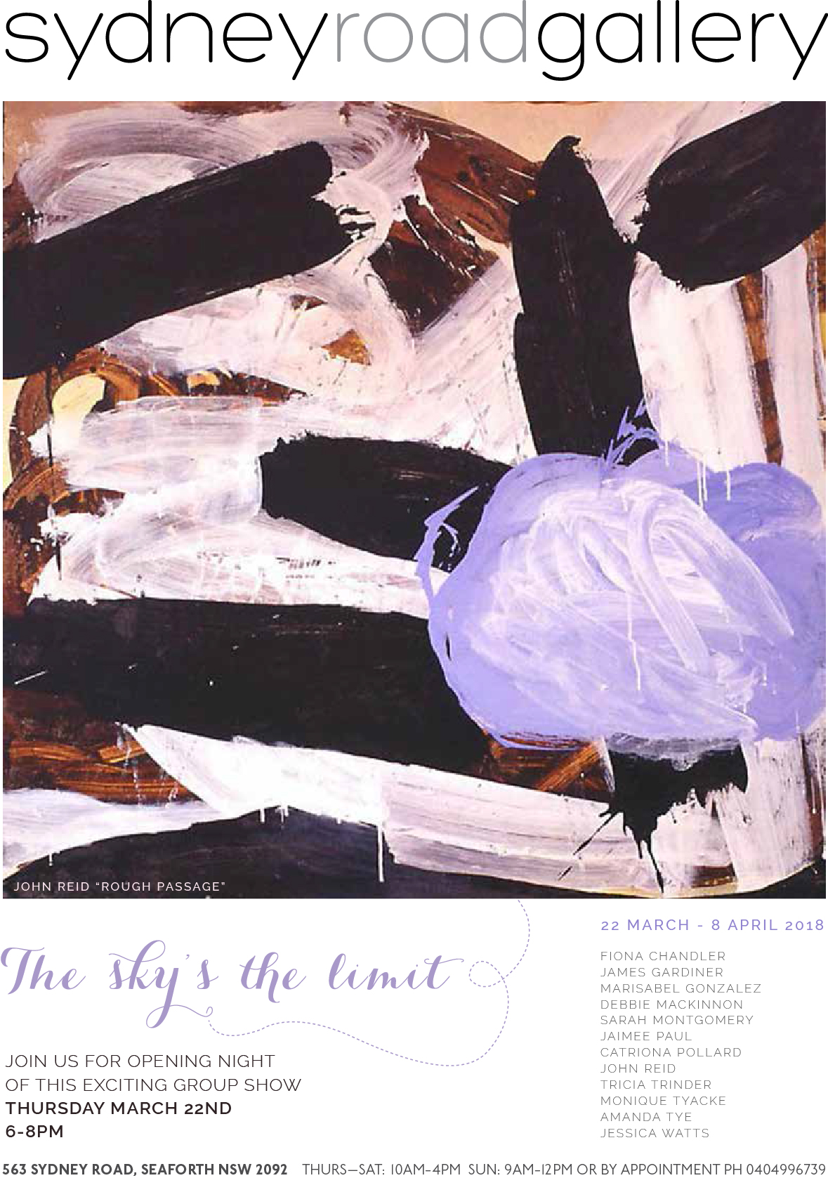The Sky's the limit - A Group Show