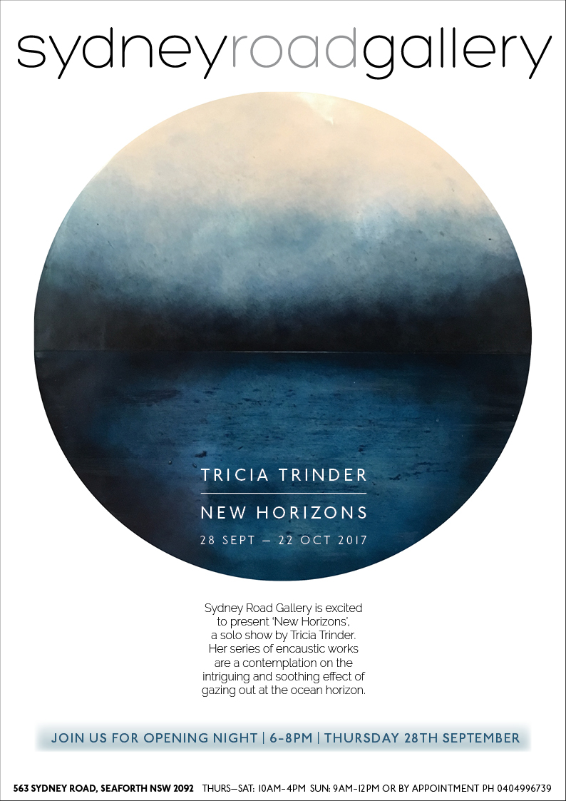 New Horizons - Trica Trinder Solo Show