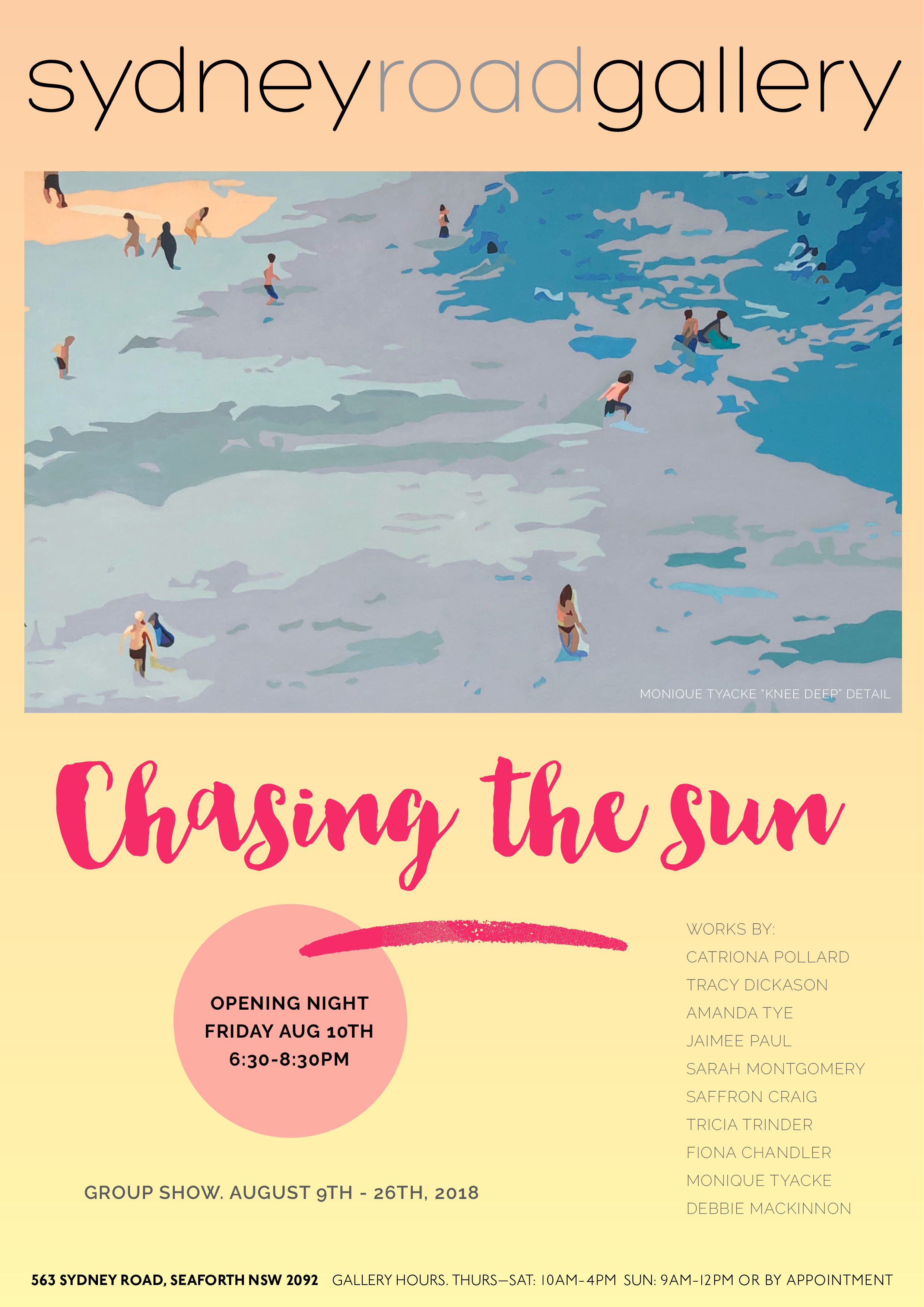 Chasing the SunA Group Show - Catalogue